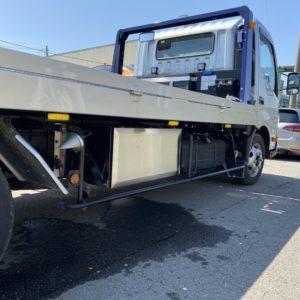 トラック用工具箱
